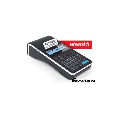 Kasa fiskalna Posnet Ergo +2xRS raty,serw24h - produkt z kategorii- Kasy fiskalne