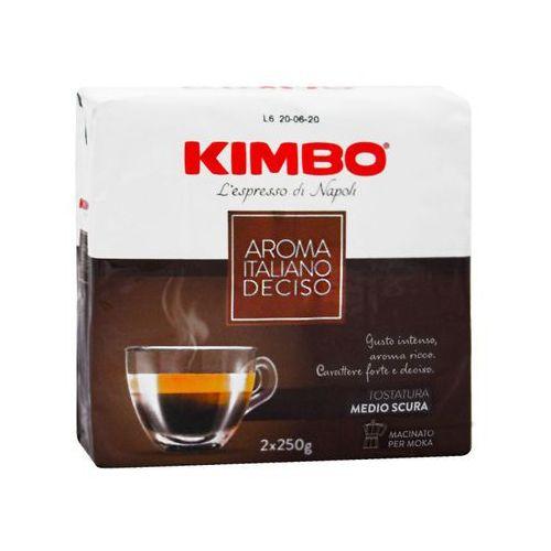 Kimbo aroma italiano gusto deciso 2 x 0,25 kg mielona
