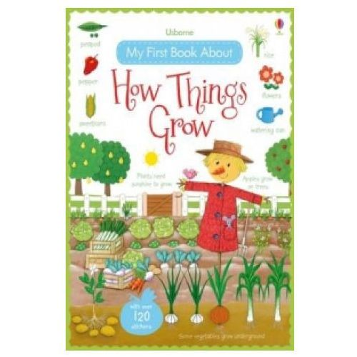 My First Book About How Things Grow (9781409593584)