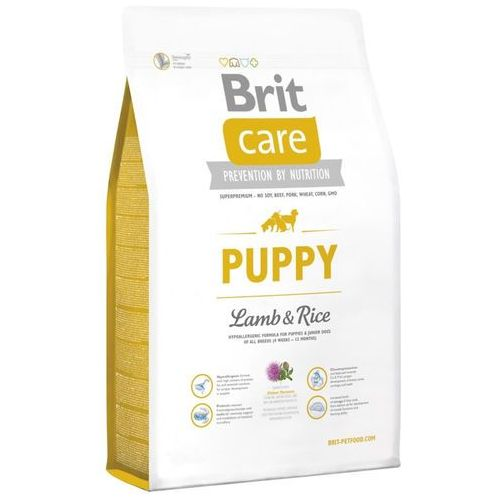 Brit Care New Puppy Lamb & Rice 1kg (8595602509812)