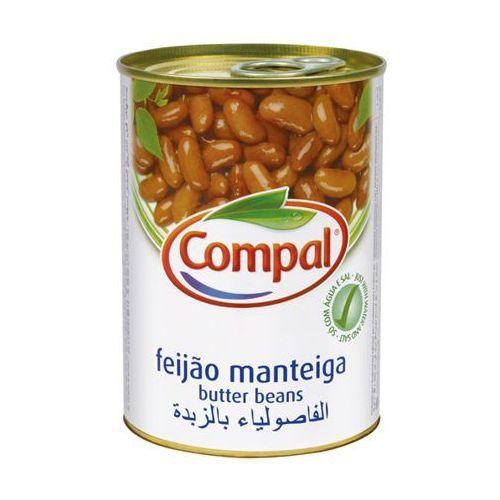Portugalska fasola maślana 410g Compal (5601151070758)