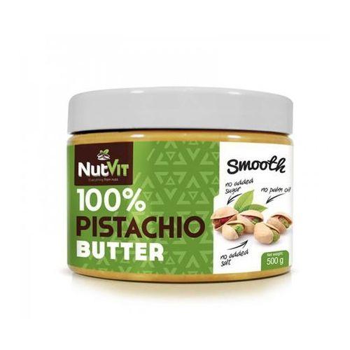 Ostrovit Nutvit 100% pistachio butter smooth 500g