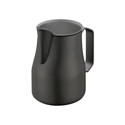 - barista nero - mlecznik - 350 ml - czarny marki Cilio