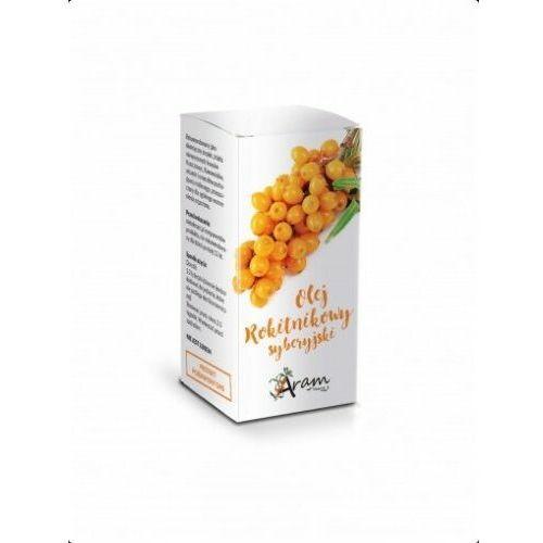 Aram natura Olej rokitnikowy 100% z rokitnika syberyjskiego (4820029860036)
