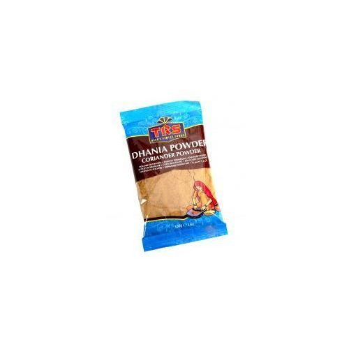 Kolendra w proszku (dhania powder) marki Trs