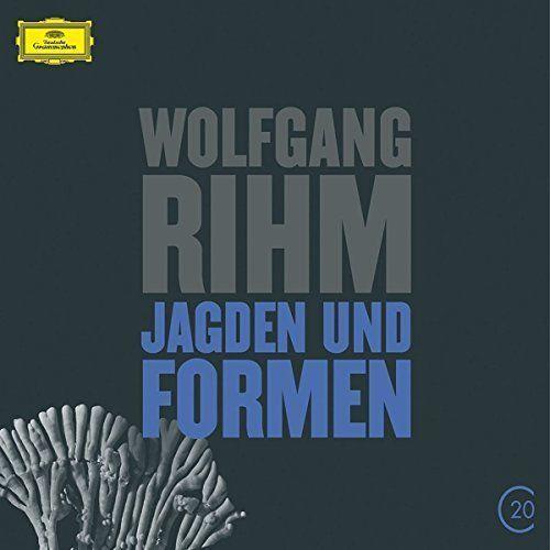 Universal music / deutsche grammophon Rihm jagden und formen (20c) - różni wykonawcy (płyta cd) (0028947934356)