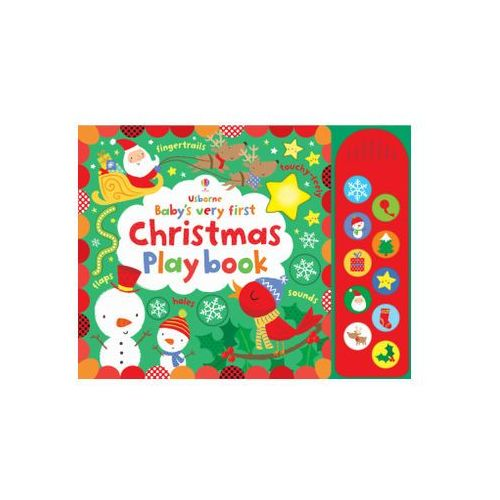 Baby's Very First Touchy-Feely Christmas Play Book, Watt, Fiona