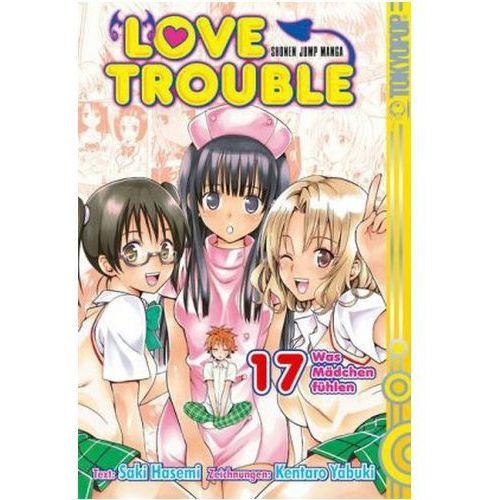 Love Trouble - Was Mädchen fühlen (9783867199629)