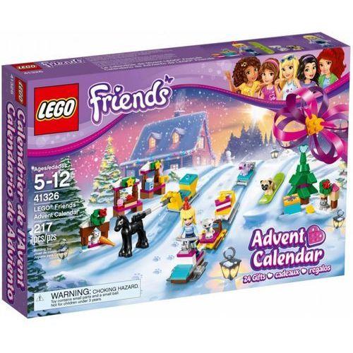 Friends kalendarz adwentowy 2017 marki Lego