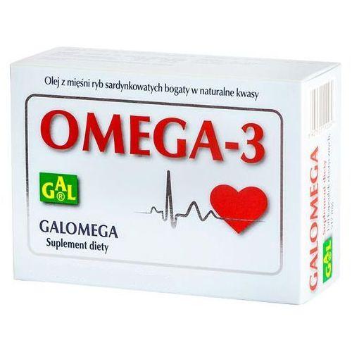 Kapsułki Gal Omega 3 100 kaps.