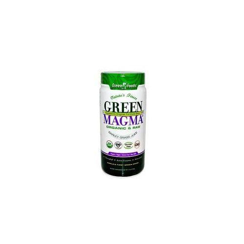 Green magma młody jęczmień 150g marki Green foods corp.