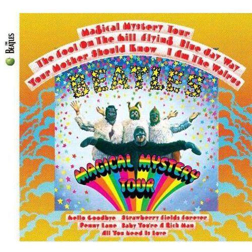 The beatles - magical mistery tour [cd] marki Apple