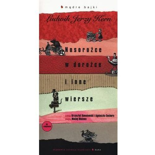 Nosorożce w dorożce i inne wiersze (9788392224853)