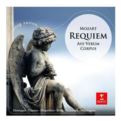 REQUIEM / AVE VERUM CORPUS / MAURERISCHE - Neumann (Płyta CD)