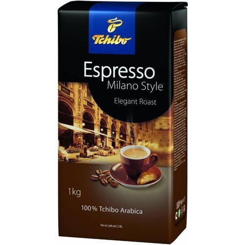 Kawa ziarnista TCHIBO Espresso Milano Style 1kg