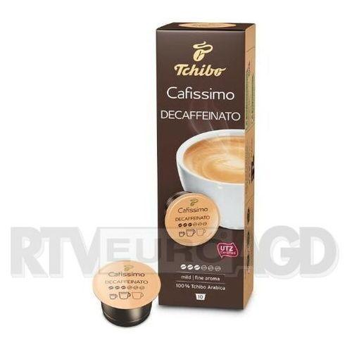 Tchibo Cafissimo Caffe Crema Decaffeinated 10 kapsułek, 483649