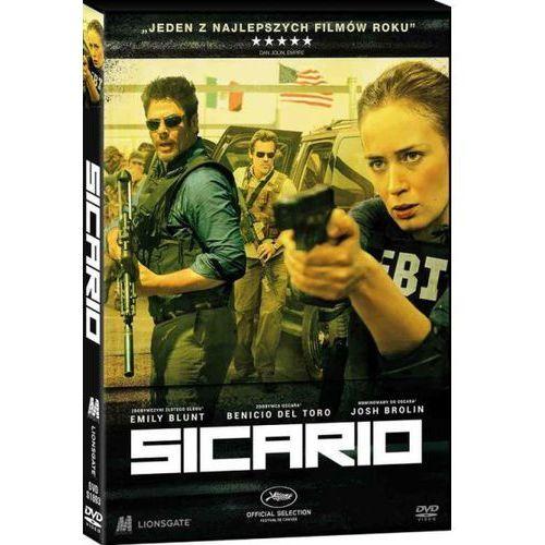 Sicario (booklet dvd) marki Monolith