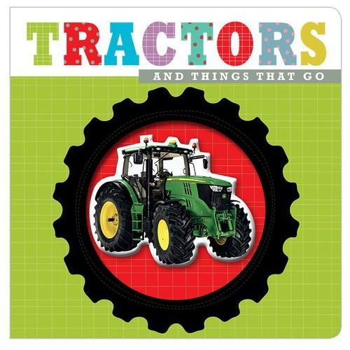 Feel-and-Fit Tractors and Things That Go (9781783932771)