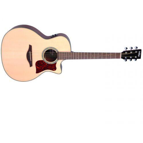 vga900n, gitara elektro-akustyczna marki Vintage