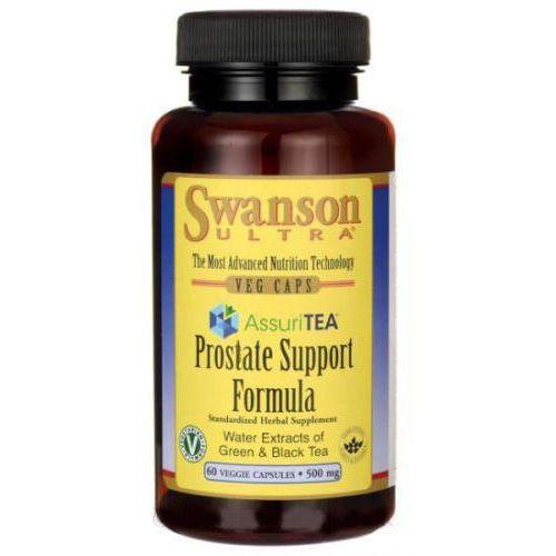 Kapsułki AssuriTEA Prostate Support Formula 500mg 60 kapsułek SWANSON