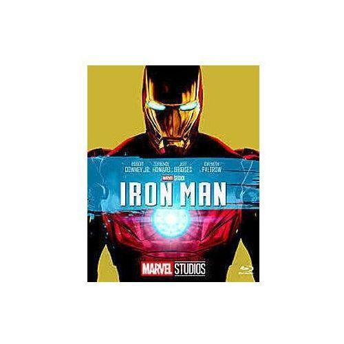 IRON MAN (BD) KOLEKCJA MARVEL (Płyta BluRay)