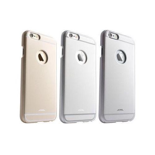 Obudowa JCPAL - Original Case - Apple iPhone 6 4.7 - Szara - Szary (6954661841134)