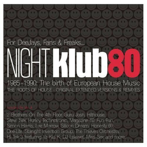 Różni wykonawcy - night klub 80 marki 4ever music