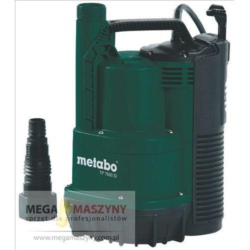 METABO Pompa zanurzeniowa do wody czystej TP 7500 SI