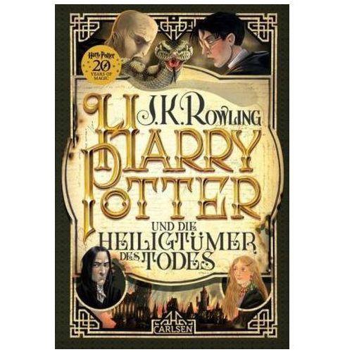 Harry Potter und die Heiligtümer des Todes Rowling, Joanne K.