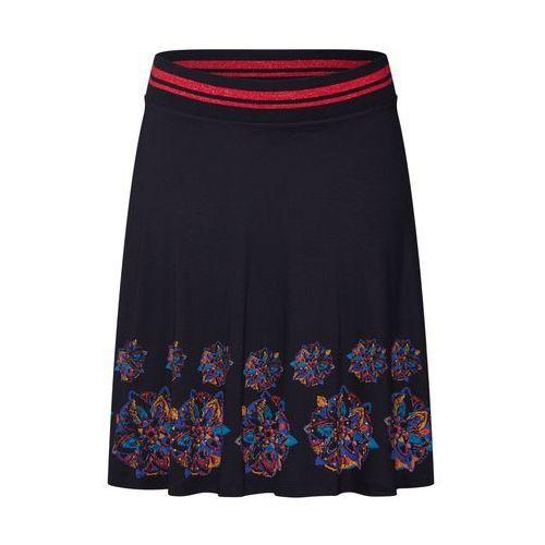 Desigual Spódnica 'LOUISE' mieszane kolory / czarny, kolor czarny
