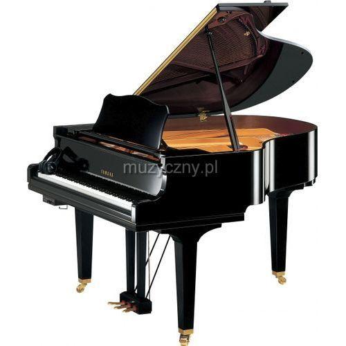 Yamaha gc1 sh pe baby grand silent fortepian (161 cm)