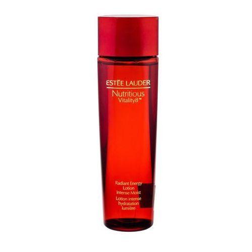 Estée lauder nutritious vitality8 radiant energy lotion intense moist tonik 200 ml tester dla kobiet