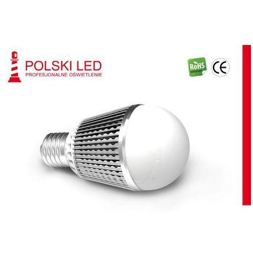 Żarówka PolLED E27 SMD G60 6,2W 455 Lm - sprawdź w Polski LED | Profesjonalne Oświetlenie