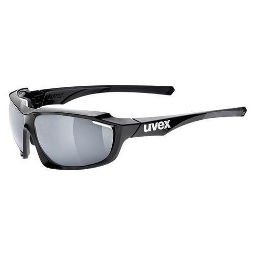 Okulary przeciwsłoneczne Uvex Sportstyle 710 2201 kolor czarny (4043197274300)