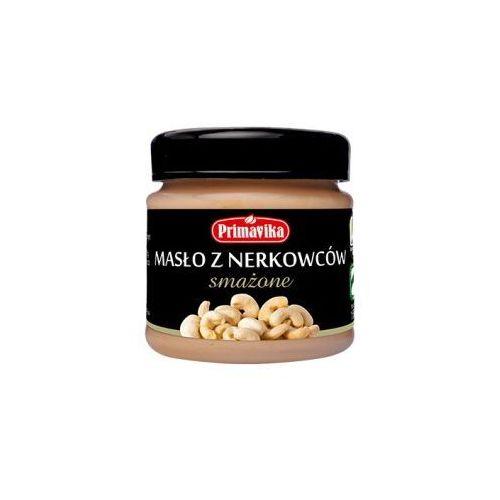 Masło z orzechów nerkowca 185g marki Primavika