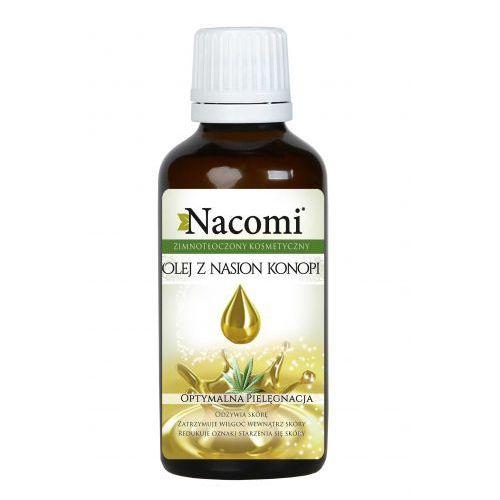 Nacomi - ekologiczny olejek z konopii indyjskiej 30 ml