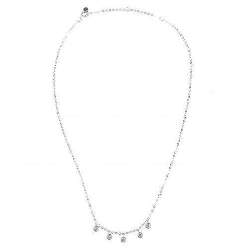 ba5929bd1639e9 ... Saxo Biżuteria damska ze srebra naszyjnik srebrny sł.039.01 88,00 zł  szykowny damski naszyjnik srebrny, wytworzony z prawdziwego srebra o próbie  925.
