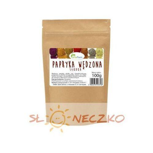 Papryka wędzona słodka 100 g marki Vitafarm