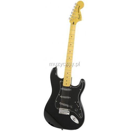 Fender Squier Vintage Modified ′70s Stratocaster BK gitara elektryczna
