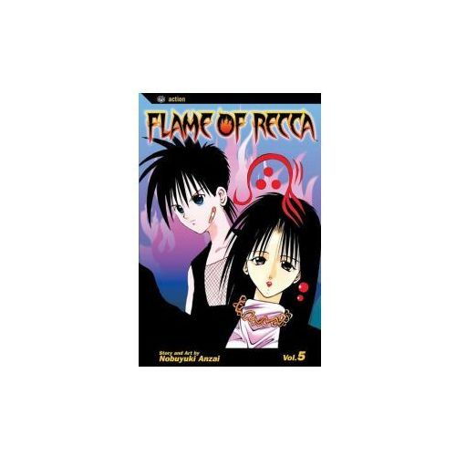 Flame of Recca, Vol. 5 (9781591161936)