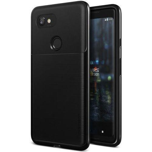 Etui VRS Design High Pro Shield Google Pixel 2 XL Metallic Black (8809582390484)