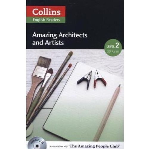 Amazing Architects and Artists + MP3 (9780007544967)