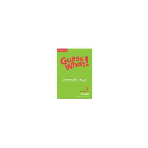 Guess What! 3 Presentation Plus DVD, Reed Susannah|Bentley Kay