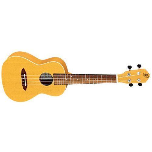 Ortega rugold ukulele koncertowe