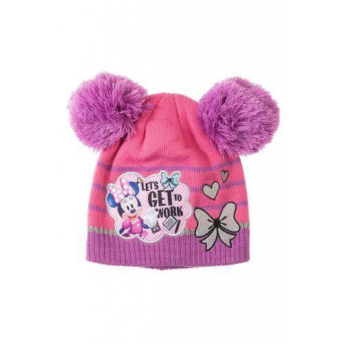 Czapka zimowa dla dziewczynki 3x35a1 marki Minnie