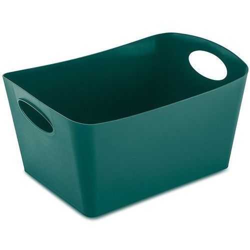 Miska łazienkowa BOXXX, pojemnik, rozmiar M - kolor szmaragdowy, KOZIOL