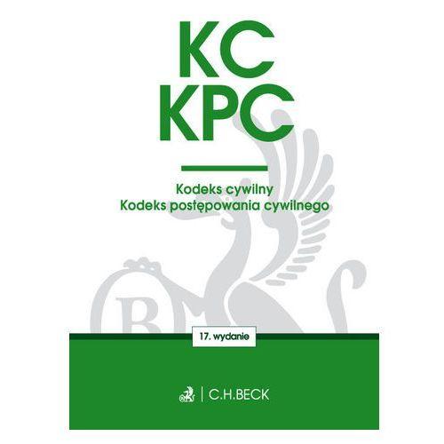 Kodeks cywilny Kodeks postępowania cywilnego Edycja Sędziowska (9788325591878)