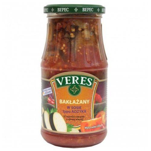 Bakłażany w adżyce 530 g marki Veres
