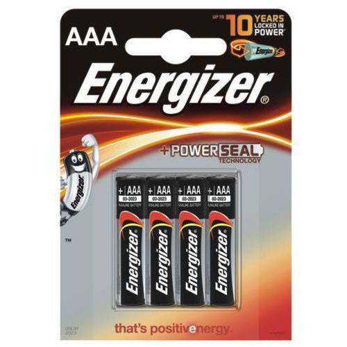Energizer Baterie alkaline power, aaa, lr03, 1, 5v, 4szt. - x06222