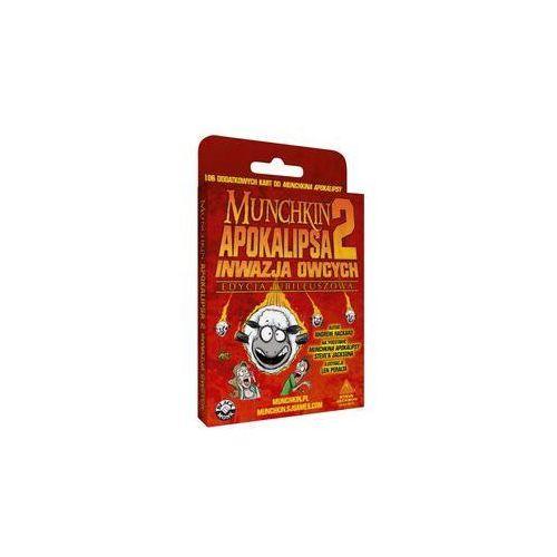 Black monk Munchkin apokalipsa 2: inwazja owcych - edycja jubileuszowa - poznań, hiperszybka wysyłka od 5,99zł!
